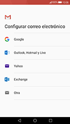Huawei P10 - E-mail - Configurar Gmail - Paso 7