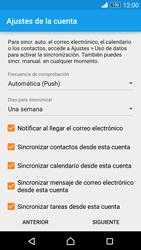 Sony D2203 Xperia E3 - E-mail - Configurar Outlook.com - Paso 7