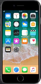 Apple iPhone SE - iOS 11 - Aplicaciones - Tienda de aplicaciones - Paso 1