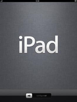 Apple iPad 2 - Primeros pasos - Activar el equipo - Paso 2