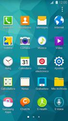 Samsung G900F Galaxy S5 - MMS - Configurar el equipo para mensajes de texto - Paso 3