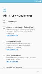 Samsung Galaxy J5 (2017) - Primeros pasos - Activar el equipo - Paso 7