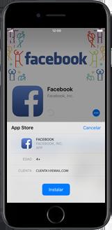 Apple iPhone SE - iOS 11 - Aplicaciones - Tienda de aplicaciones - Paso 22