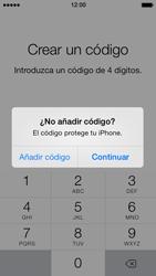 Apple iPhone 5s - Primeros pasos - Activar el equipo - Paso 15
