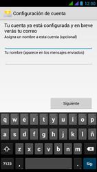 BQ Aquaris 5 HD - E-mail - Configurar correo electrónico - Paso 18