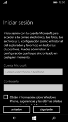 Microsoft Lumia 535 - E-mail - Configurar Outlook.com - Paso 8