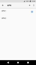 Sony Xperia XZ1 - MMS - Configurar el equipo para mensajes multimedia - Paso 16