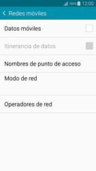 Samsung A500FU Galaxy A5 - Internet - Activar o desactivar la conexión de datos - Paso 8