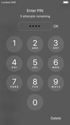 Apple iPhone SE - iOS 11 - Primeros pasos - Activar el equipo - Paso 6