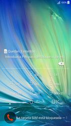 Samsung A500FU Galaxy A5 - Primeros pasos - Activar el equipo - Paso 2