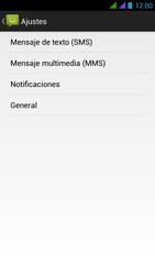 BQ Aquaris 5 HD - MMS - Configurar el equipo para mensajes de texto - Paso 6