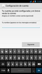 Wiko Stairway - E-mail - Configurar correo electrónico - Paso 19