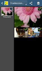 Samsung S7580 Galaxy Trend Plus - Connection - Transferir archivos a través de Bluetooth - Paso 9