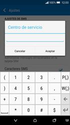 HTC One M9 - MMS - Configurar el equipo para mensajes de texto - Paso 9