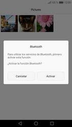 Huawei P9 Lite - Connection - Transferir archivos a través de Bluetooth - Paso 9