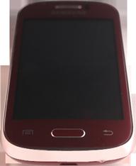 Samsung S6310 Galaxy Young - Primeros pasos - Quitar y colocar la batería - Paso 8