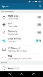 HTC One M9 - Connection - Conectar dispositivos a través de Bluetooth - Paso 4