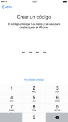 Apple iPhone 6 Plus iOS 8 - Primeros pasos - Activar el equipo - Paso 19
