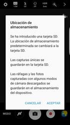 Samsung Galaxy S7 Edge - Red - Uso de la camára - Paso 4