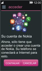Nokia Asha 311 - Aplicaciones - Tienda de aplicaciones - Paso 10