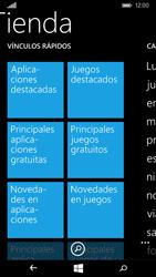 Microsoft Lumia 535 - Aplicaciones - Descargar aplicaciones - Paso 5