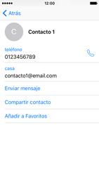Apple iPhone SE - MMS - Escribir y enviar un mensaje multimedia - Paso 6