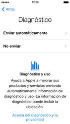 Apple iPhone 5s - Primeros pasos - Activar el equipo - Paso 17