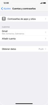 Apple iPhone X - E-mail - Configurar Gmail - Paso 9