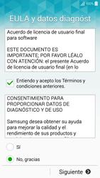Samsung A500FU Galaxy A5 - Primeros pasos - Activar el equipo - Paso 7