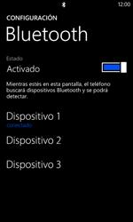 Nokia Lumia 520 - Connection - Conectar dispositivos a través de Bluetooth - Paso 8