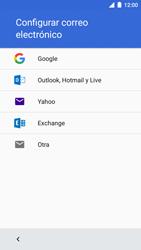 BQ Aquaris U - E-mail - Configurar Yahoo! - Paso 7
