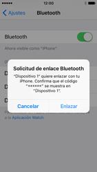 Apple iPhone SE - Connection - Conectar dispositivos a través de Bluetooth - Paso 6