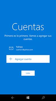 Microsoft Lumia 950 XL - E-mail - Configurar Yahoo! - Paso 13