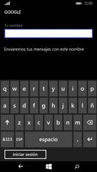 Microsoft Lumia 640 - E-mail - Configurar Gmail - Paso 12
