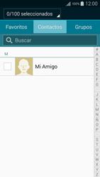 Samsung A500FU Galaxy A5 - E-mail - Escribir y enviar un correo electrónico - Paso 6