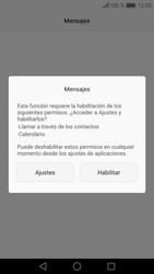 Huawei P9 - MMS - Configurar el equipo para mensajes de texto - Paso 3