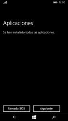Microsoft Lumia 535 - Primeros pasos - Activar el equipo - Paso 15