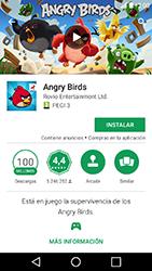 LG K10 (2017) - Aplicaciones - Descargar aplicaciones - Paso 16