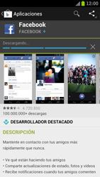 Samsung I9300 Galaxy S III - Aplicaciones - Descargar aplicaciones - Paso 8