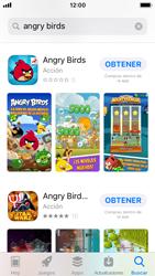 Apple iPhone SE - iOS 11 - Aplicaciones - Descargar aplicaciones - Paso 11