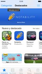 Apple iPhone 5s - Aplicaciones - Descargar aplicaciones - Paso 6