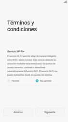 Huawei P8 - Primeros pasos - Activar el equipo - Paso 7