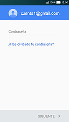 Huawei Y5 - E-mail - Configurar Gmail - Paso 11