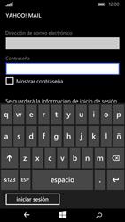 Microsoft Lumia 640 - E-mail - Configurar Yahoo! - Paso 8