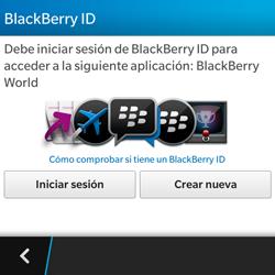BlackBerry Q5 - Aplicaciones - Tienda de aplicaciones - Paso 7