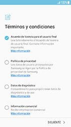 Samsung Galaxy J5 (2017) - Primeros pasos - Activar el equipo - Paso 8