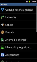 Samsung I8160 Galaxy Ace II - Connection - Conectar dispositivos a través de Bluetooth - Paso 4
