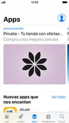 Apple iPhone SE - iOS 11 - Aplicaciones - Descargar aplicaciones - Paso 5