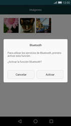 Huawei Ascend G7 - Connection - Transferir archivos a través de Bluetooth - Paso 10