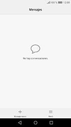 Huawei Y6 (2017) - MMS - Escribir y enviar un mensaje multimedia - Paso 3